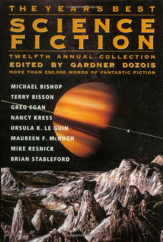 9780312132217: The Year's Best Science Fiction: Twelfth Annual Collection