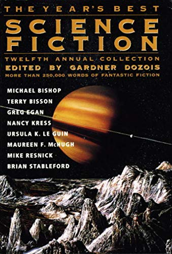 9780312132224: The Year's Best Science Fiction: Twelfth Annual Collection