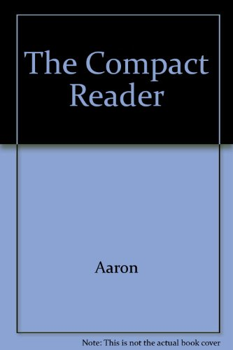9780312132736: The Compact Reader