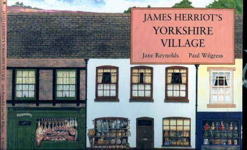 JAMES HERRIOT'S YORKSHIRE VILLAGE: Herriot, James. Jane