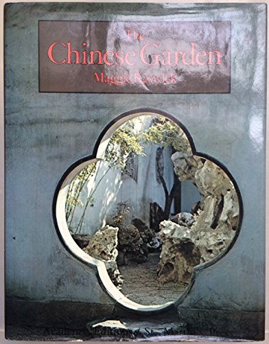 9780312133825: Chinese Garden: History, Art and Architecture