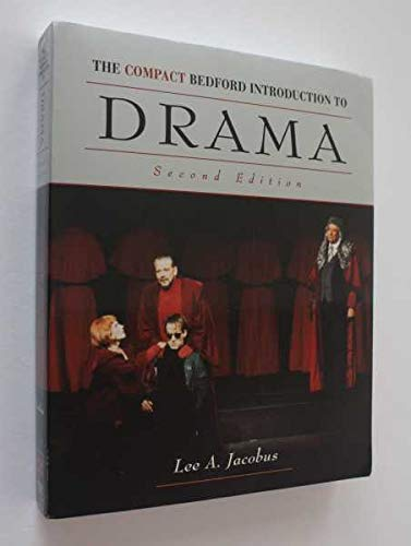 9780312134006: Bedford Introduction to Drama