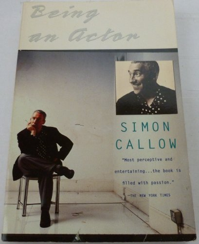 Being an Actor: Callow, Simon