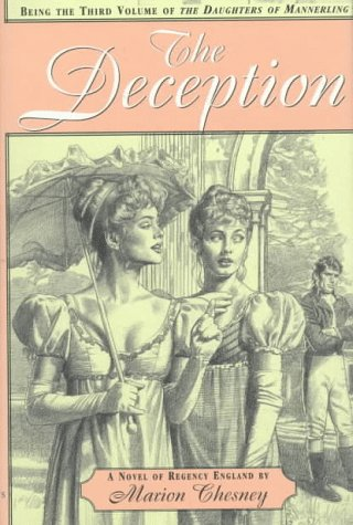 THE DECEPTION (The Daughters of Mannerling Ser., Vol. 3)