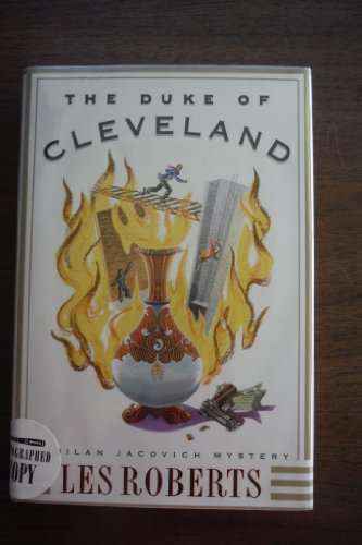 The Duke of Cleveland: A Milan Jacovich Mystery: Roberts, Les