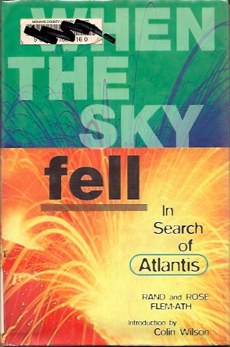 9780297816287 when the sky fell in search of atlantis abebooks 9780312136208 when the sky fell in search of atlantis malvernweather Images