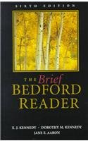 9780312136338: The Brief Bedford Reader
