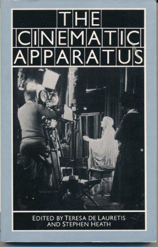 9780312139087: The Cinematic Apparatus