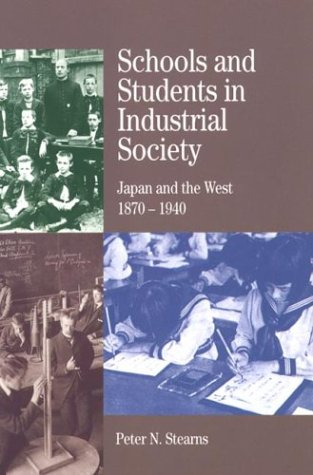 9780312139131: Schools and Students in Industrial Society: Japan and the West, 1870-1940 (The Bedford Series in History and Culture)