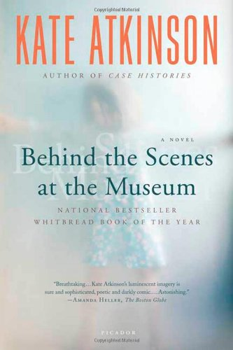 Behind the Scenes at the Museum: Atkinson, Kate