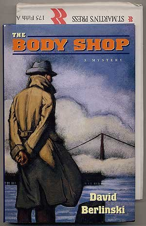 The Body Shop: An Aaron Asherfeld Mystery: David Berlinski