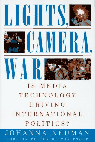 Lights, Camera, War: Is Media Technology Driving International Politics