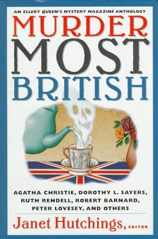 9780312140175: Murder Most British: Stories from Ellery Queen's Mystery Magazine