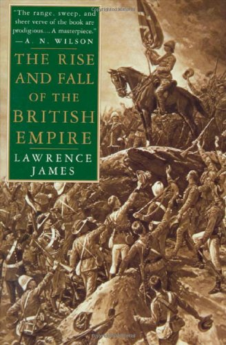 9780312140397: The Rise and Fall of the British Empire