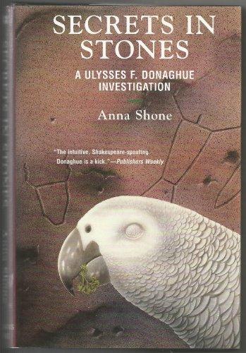 9780312140434: Secrets in Stones: A Ulysses F. Donaghue Investigation