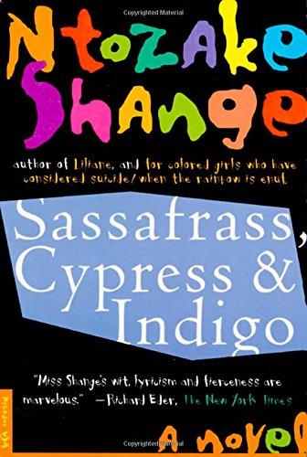 9780312140915: Sassafrass, Cypress and Indigo: A Novel