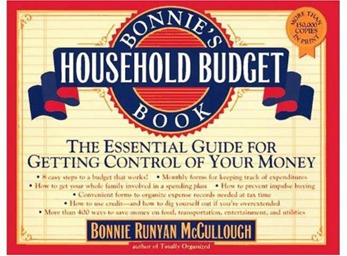 9780312140984: Bonnie's Household Budget Book: The Essential Guide for Getting Control of Your Money