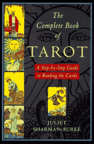 9780312141639: The Complete Book of Tarot: A Step-by-Step Guide to Reading the Cards