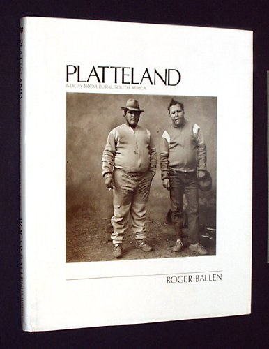 9780312141875: Platteland: Images from Rural South Africa