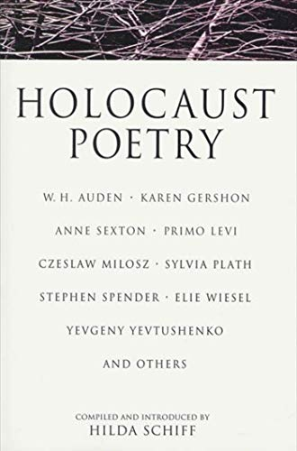 9780312143572: Holocaust Poetry