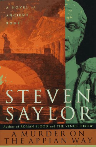 9780312143770: A Murder on the Appian Way