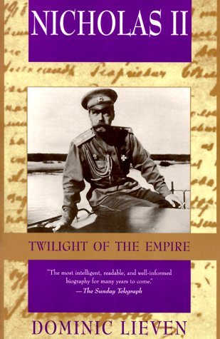 9780312143794: Nicholas II: Twilight of the Empire