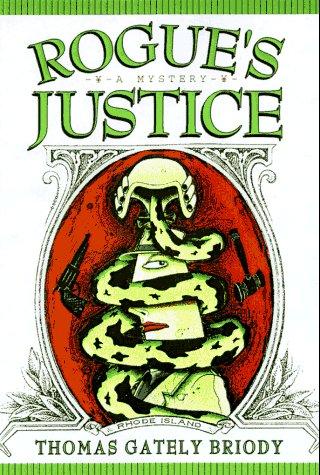 9780312144029: Rogue's Justice: A Michael Carolina Mystery