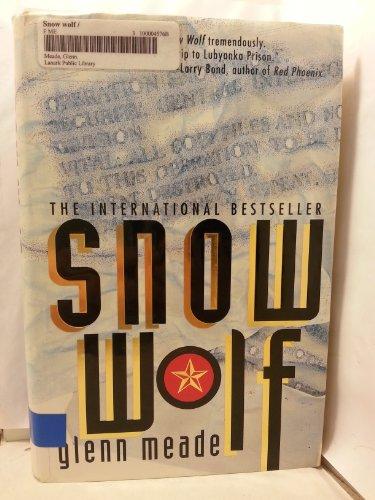 9780312144210: Snow Wolf