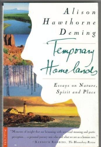 9780312144289: Temporary Homelands