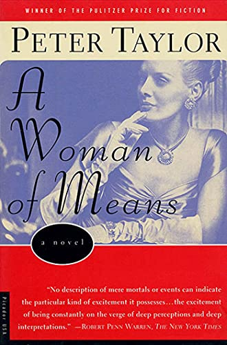 9780312144487: A Woman of Means: A Novel