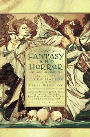 9780312144500: The Year's Best Fantasy and Horror: No.9 (Year's Best Fantasy & Horror)