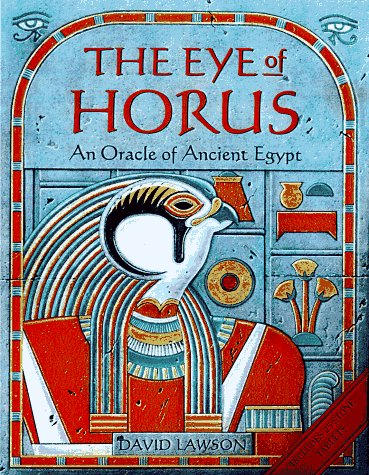The Eye of Horus: An Oracle of Ancient Egypt -- INCLUDES the complete set of Casting Bag / 25 ...