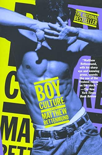 9780312145538: Boy Culture