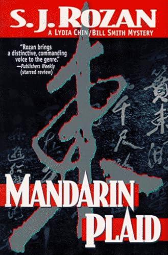Mandarin Plaid ***SIGNED***: S. J. Rozan