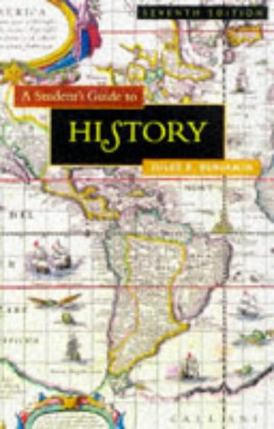 9780312149772: Students Guide to History