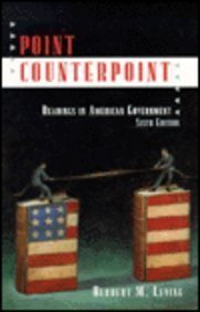 9780312149871: Point Counterpoint: Readings in American Government