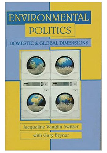 9780312149888: Environmental Politics: Domestic and Global Dimensions