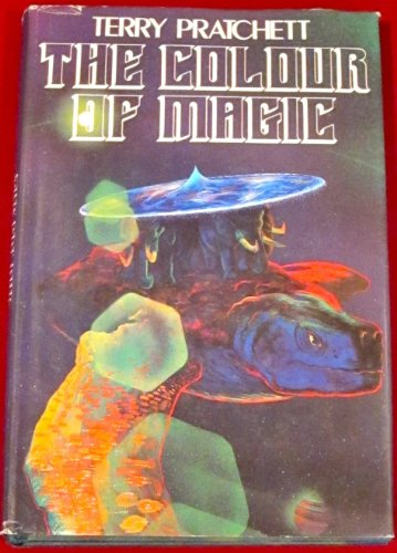 The Colour of Magic by Terry Pratchett, First Edition - AbeBooks