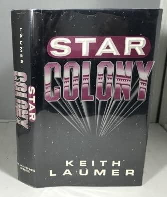 9780312150877: Star colony