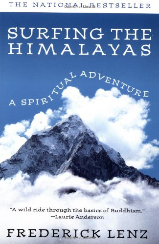 9780312152178: Surfing the Himalayas: A Spiritual Adventure
