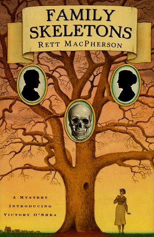 Family Skeletons (Torie O'Shea Mysteries, No. 1) (SUPERB, BEAUTIFUL, BRAND NEW UNREAD COPY: ...