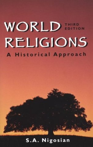 9780312152680: World Religions: A Historical Approach