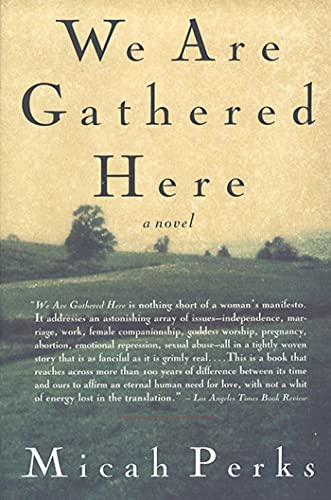 9780312152949: We Are Gathered Here: A Novel