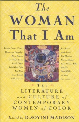 9780312152963: The Woman That I Am: The Literature and Culture of Contemporary Women of Color