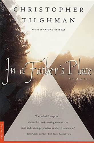 9780312155537: In a Father's Place: Stories