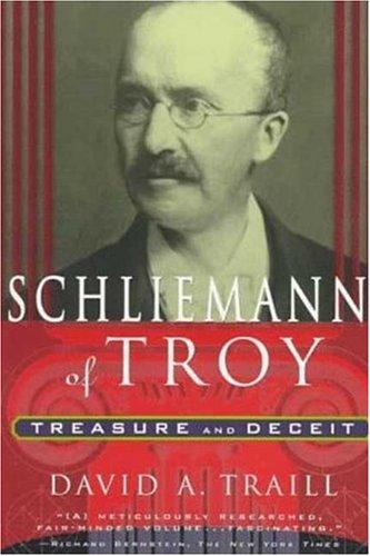 9780312156473: Schliemann of Troy: Treasure and Deceit