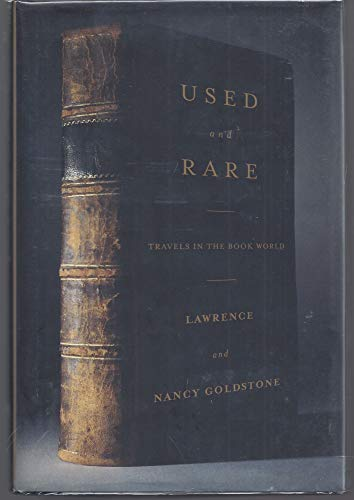 9780312156824: Used and Rare: Travels in the Book World