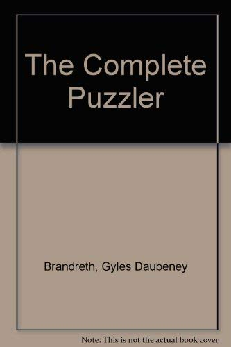 9780312158392: The Complete Puzzler