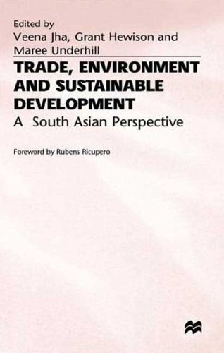 9780312160227: Trade, Environment, and Sustainable Development: A South Asian Perspective