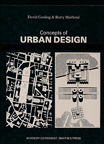 9780312161217: Concepts of Urban Design